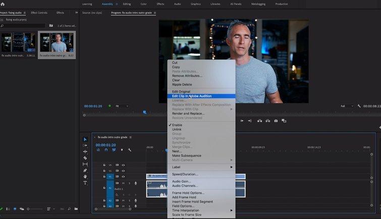Editar en Adobe Audition