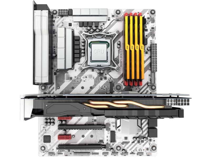 RAM de la placa base