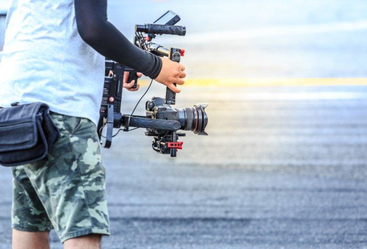 Gimbal Video Camera