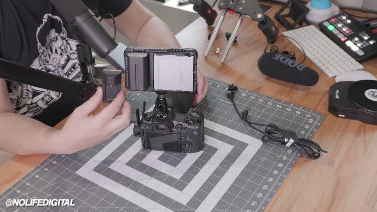 Elegir la batería adecuada: batería de cámara estándar