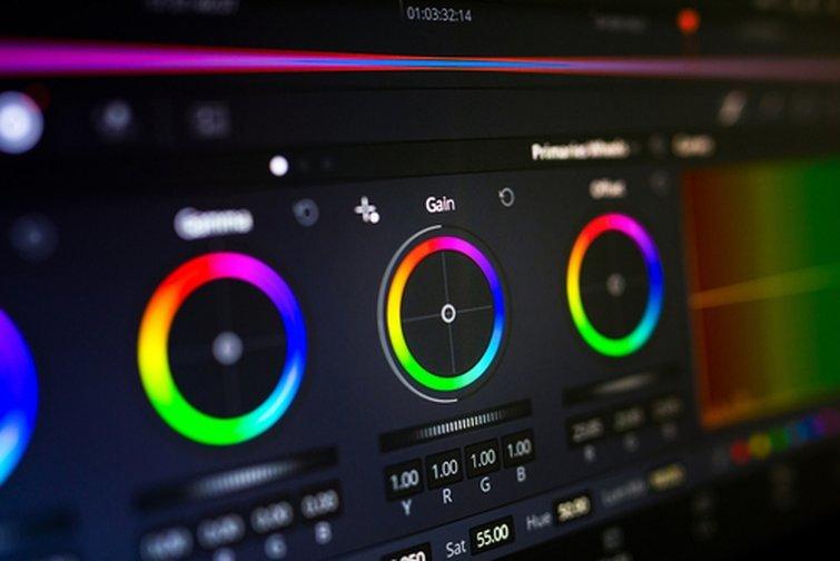 Calibración de monitores: ruedas primarias