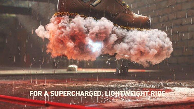 HELLCAT Boots Animación 3D