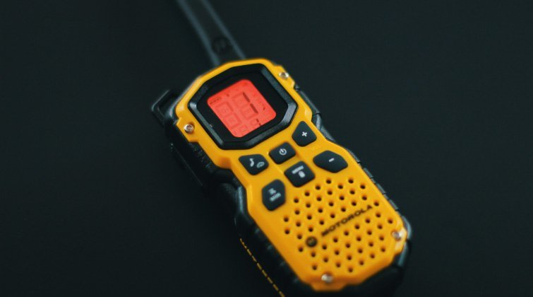 Walkie-Talkie: Canales de radio
