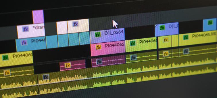 Filmación en 2021 en 1080p: edición de video más rápida