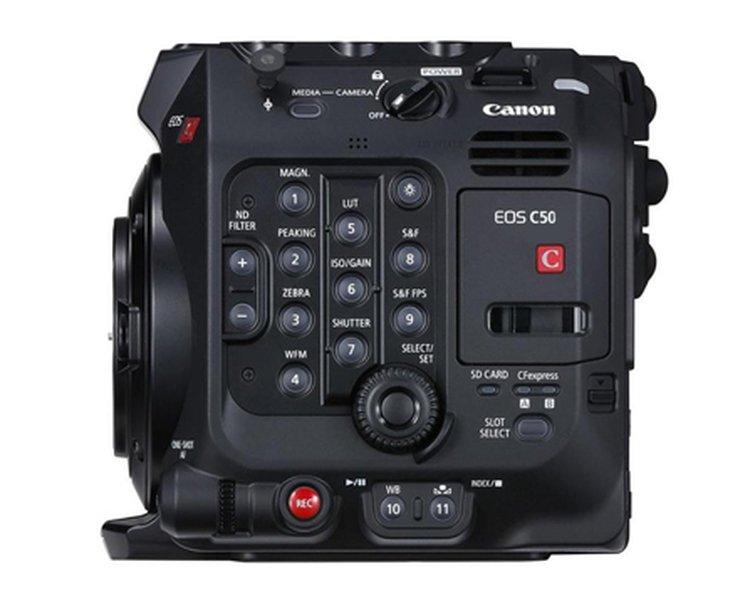 Canon EOS C50
