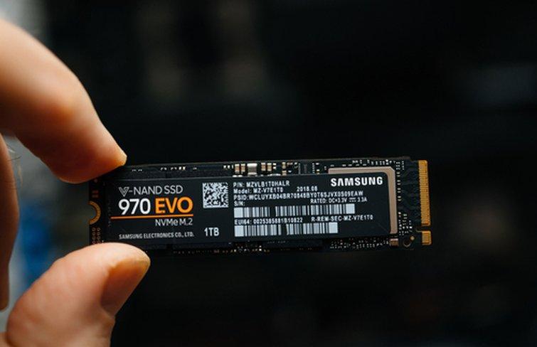 Unidad SSD Samsung 970 EVO M.2 NVMe