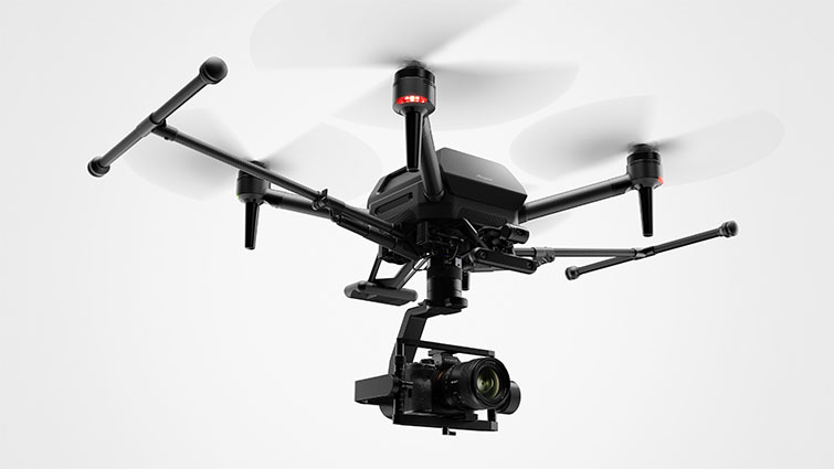 Drone Sony Airpeak