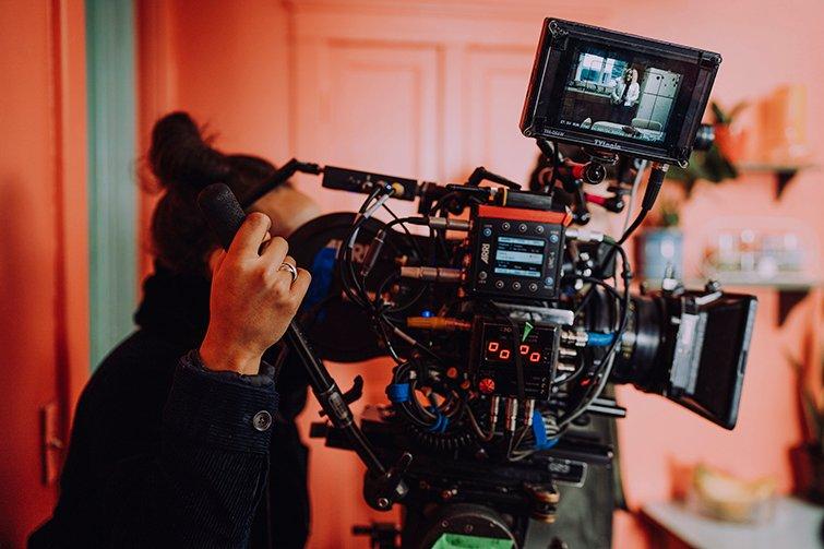 La cámara ARRI 416