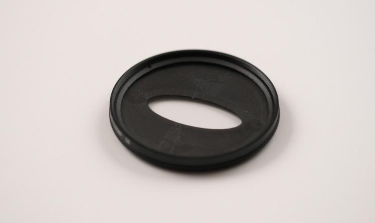 Filtro de lente CineMorph
