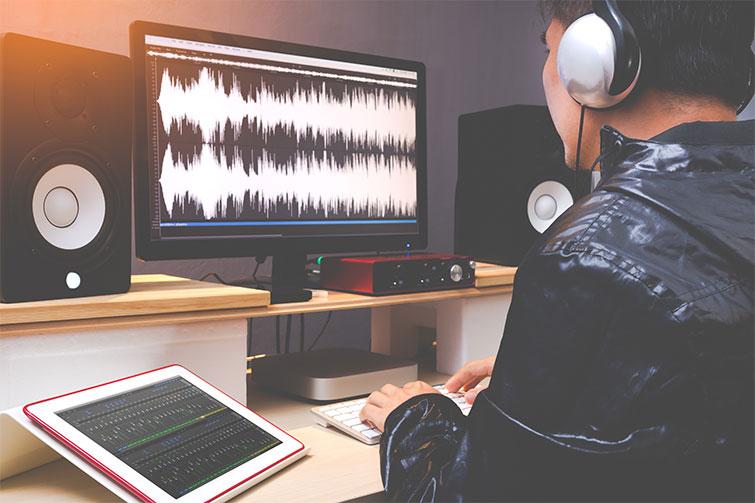 Terminología de audio
