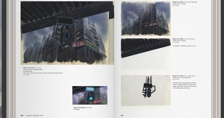 Arquitectura de anime: mundos imaginados y megaciudades sin fin